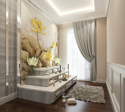Classic Luxury Tabernacle Room
