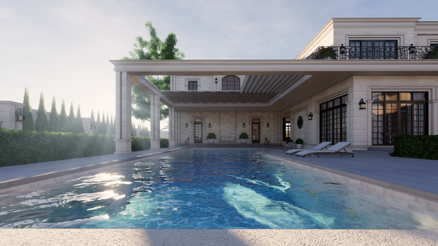 Private Residence: Timeless Sanctuary: Swimming Pool