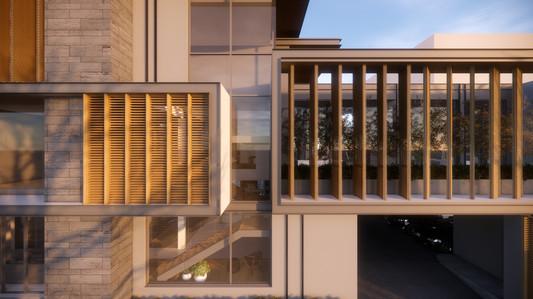 Luxury Contemporary Exterior