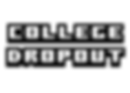 College Dropout logo.