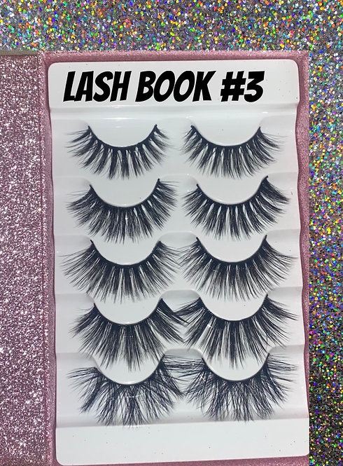 Lash book #3