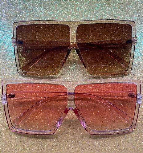 Big frame shades