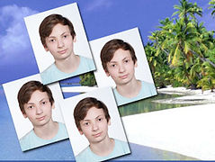 Passbilder Passfotos Paßbilder Visum