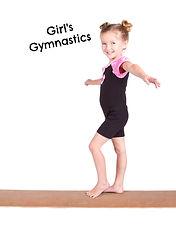 Girls recreational gymnastics classes