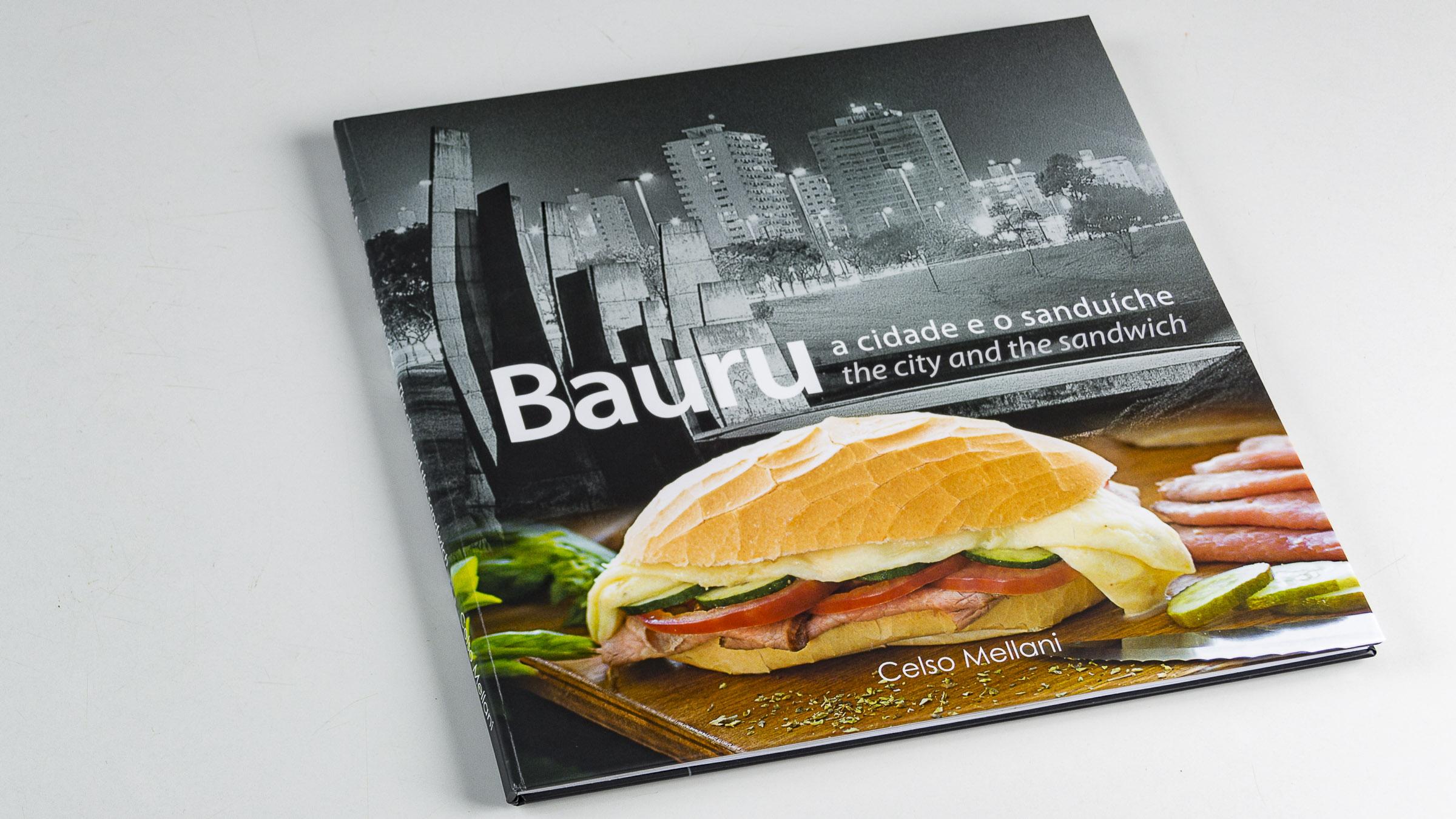 Livro: Bauru a cidade e o sanduíche