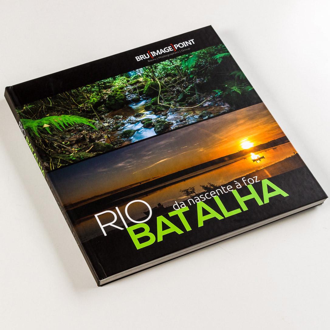 Livro sobre o Rio Batalha