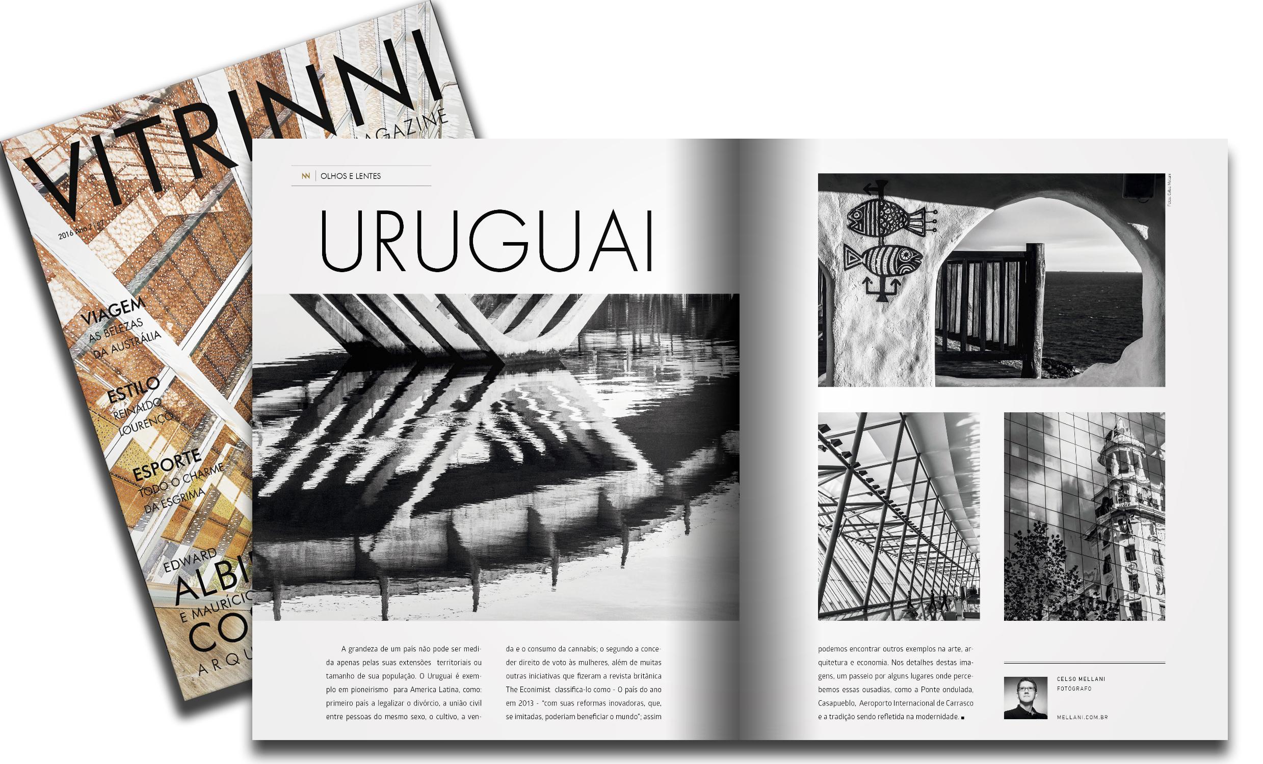 Capa Vitrinni Arquitetos Uruguai