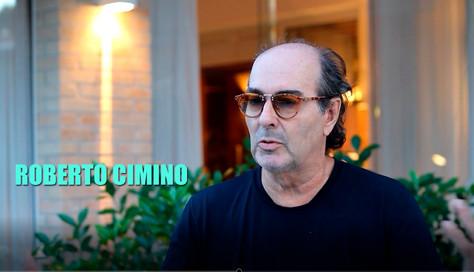 Roberto Cimino : A dinâmica do seu projeto.