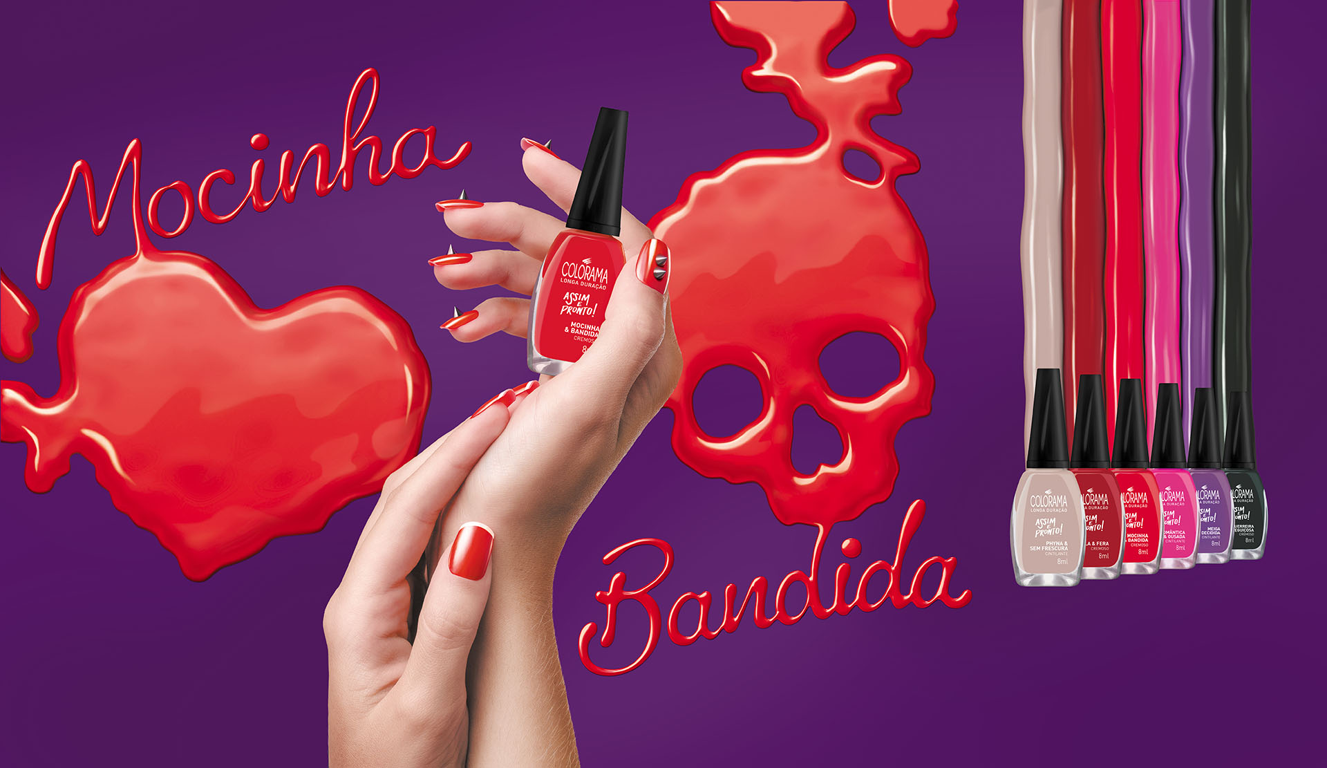 Colorama - Mocinha & Bandida