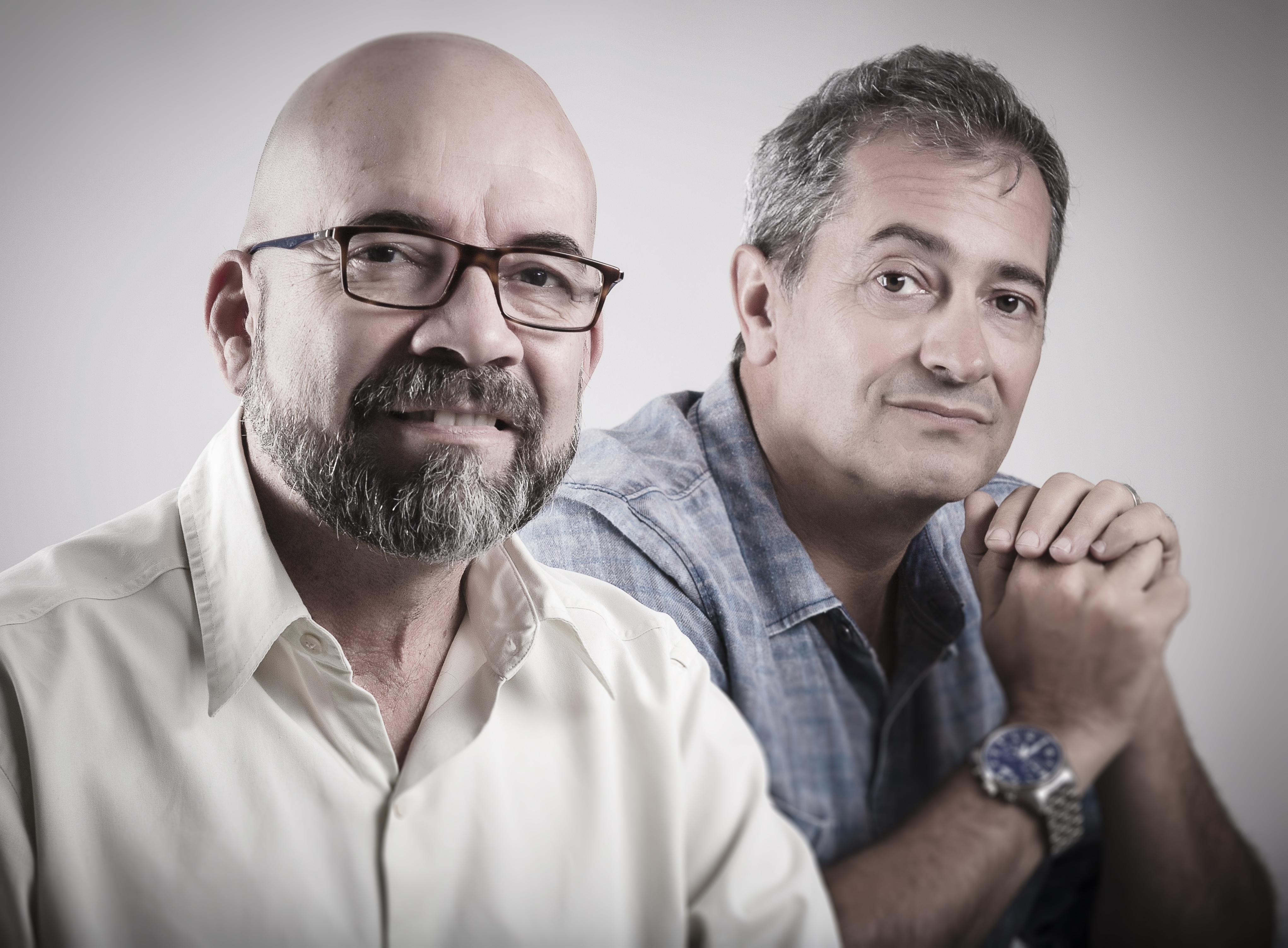 Edward Albiero Jr e Mauricio Queiroz
