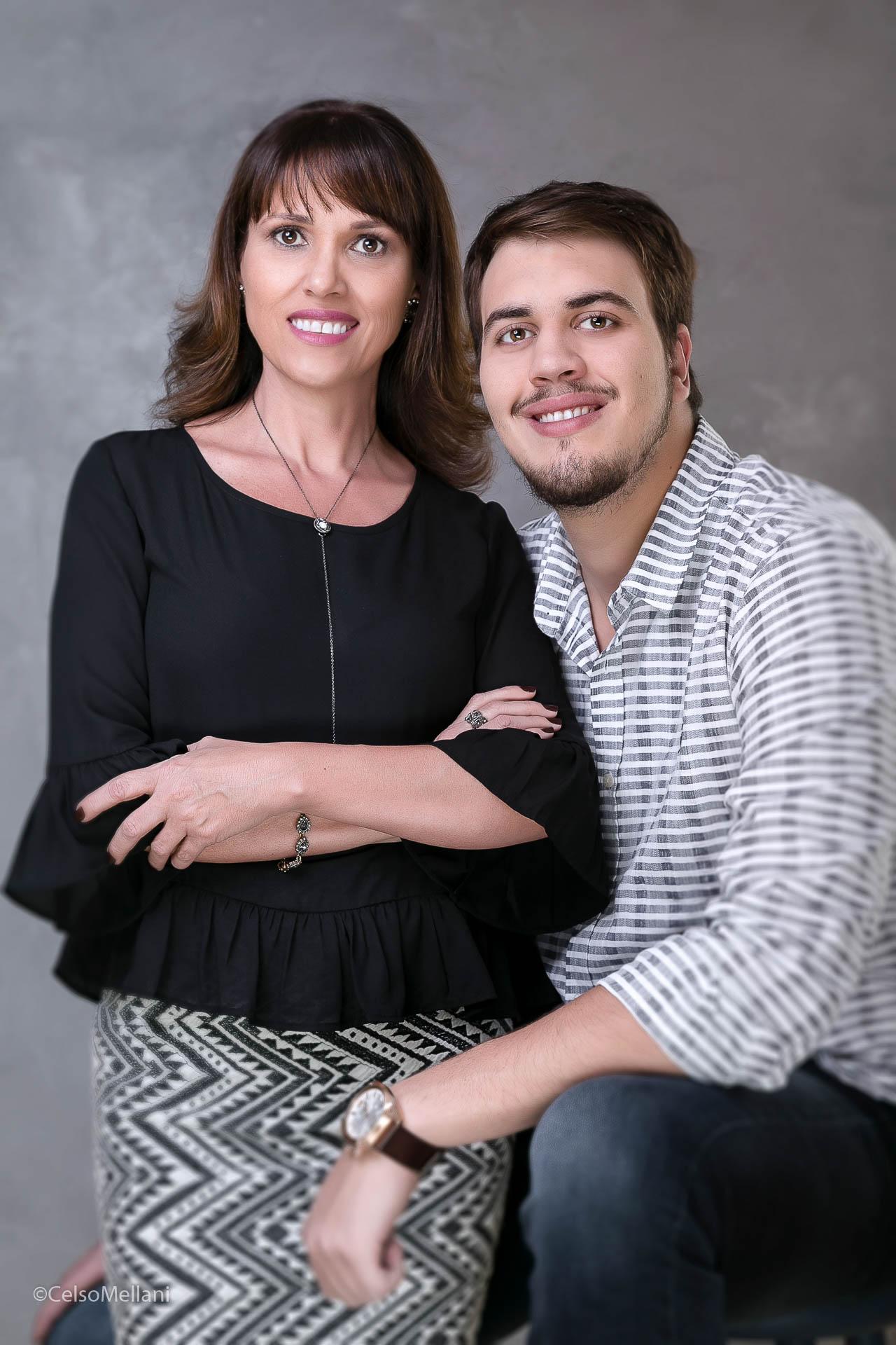Estela e Gabriel Lourenço