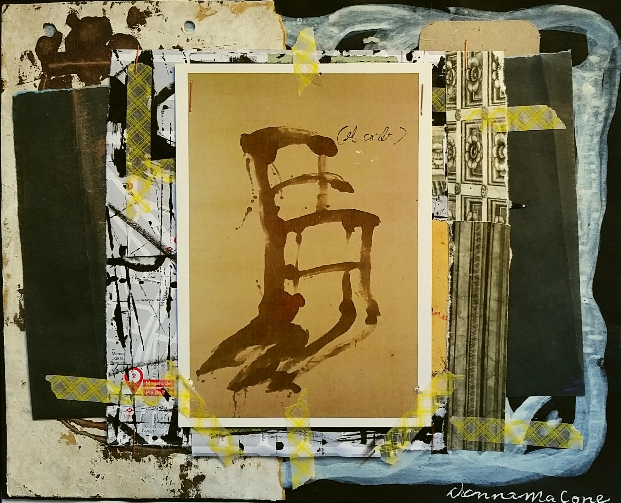 Tapies chair