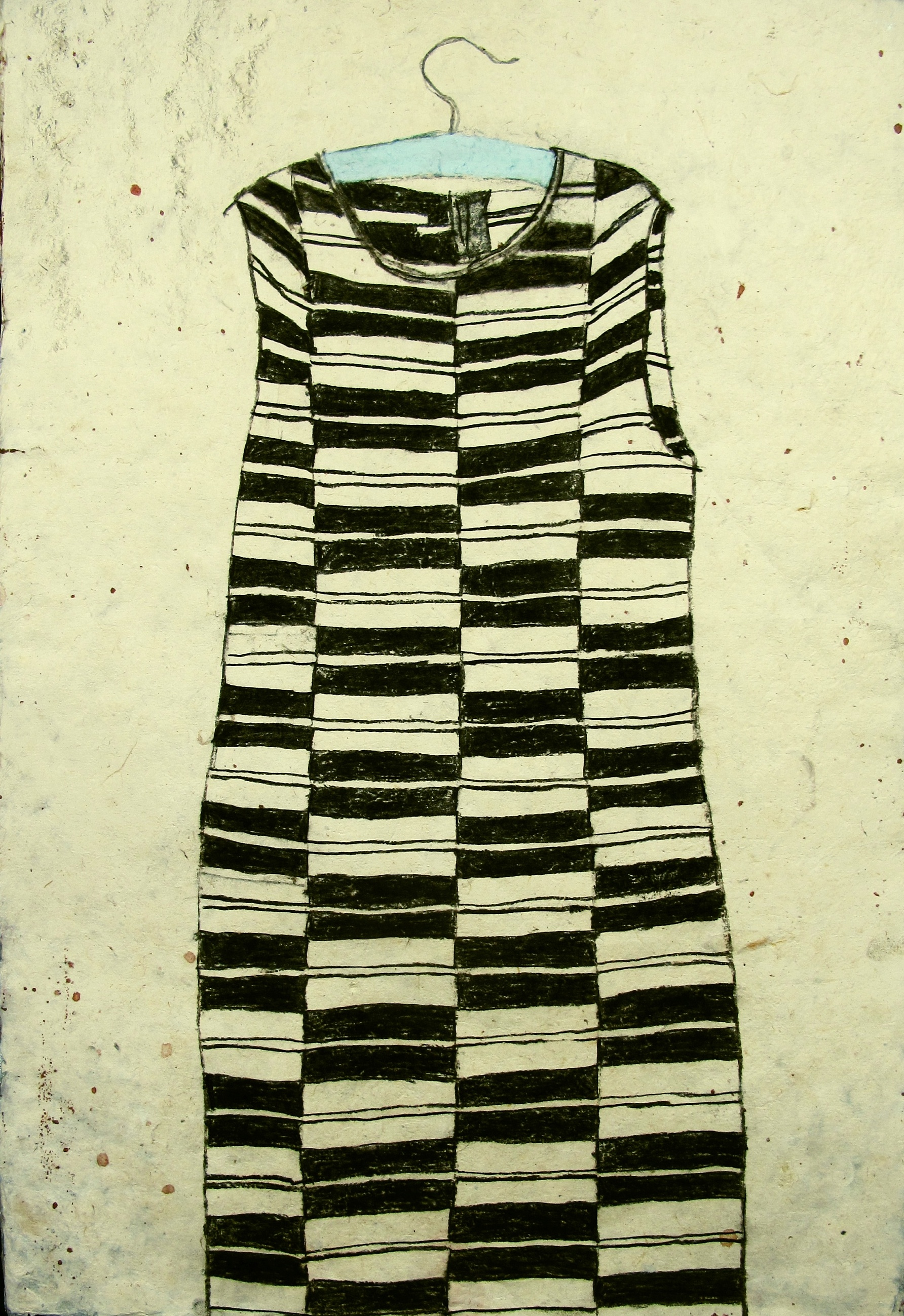 KE vintage dress
