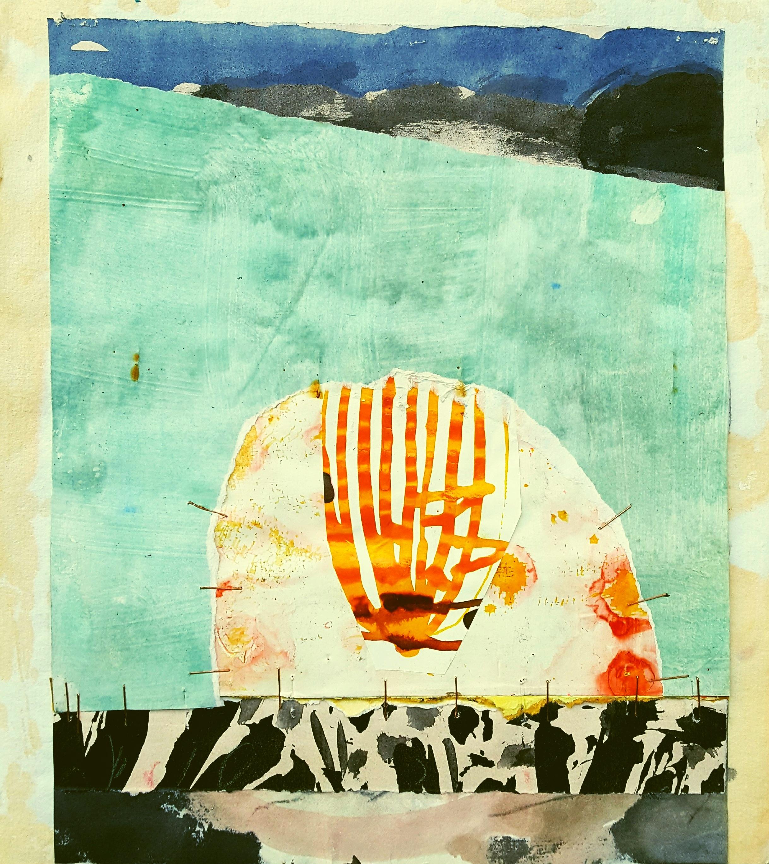 Rockpool - Yellow Kelp