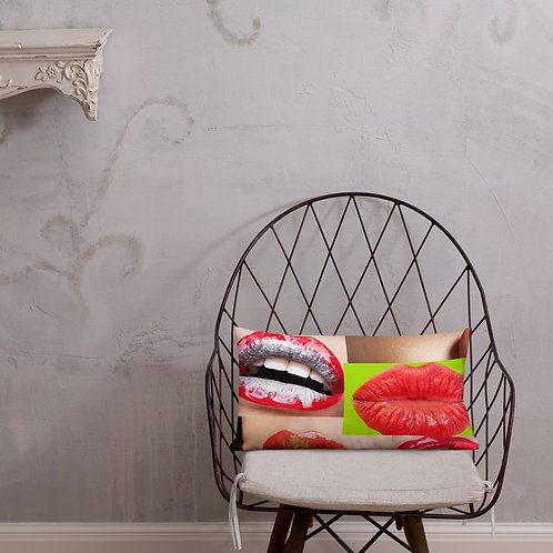 YUM! Collection by Deisi Premium Pillow