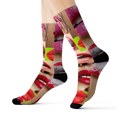 YUM! by Deisi Collection Sublimation Socks