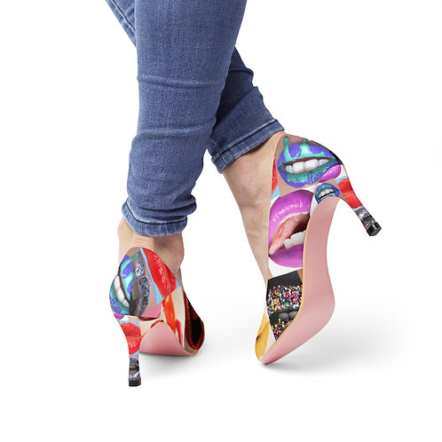 YUM! by Deisi Collection Women's High Heels