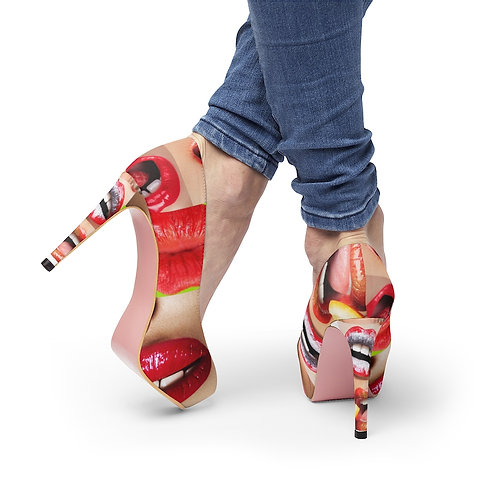 YUM! Collection by Deisi Women's Platform Heels