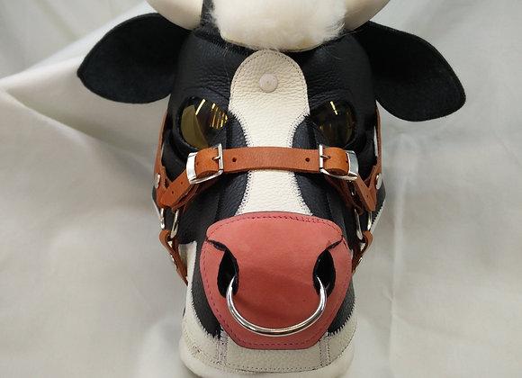 Cow hood