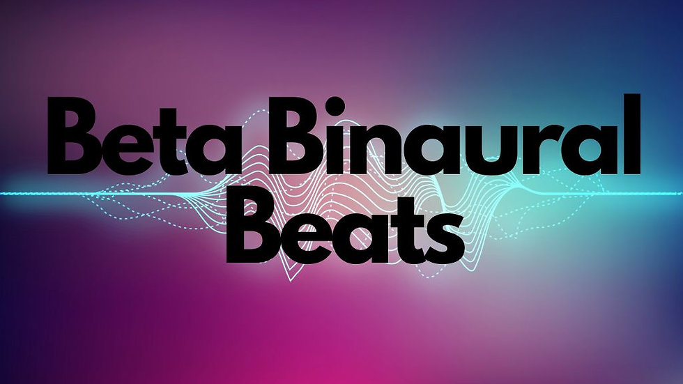 Beta Binaural Beats Snippet