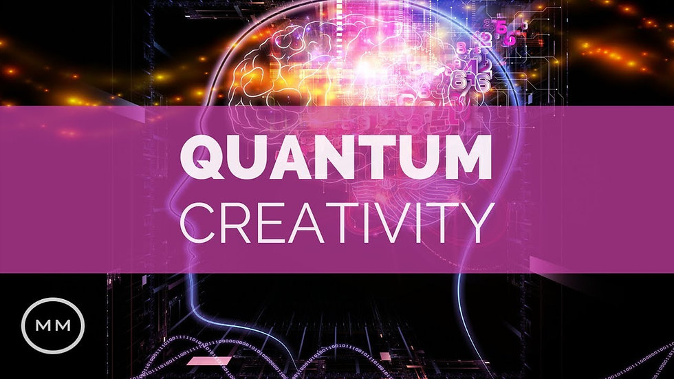 110-hertz Theta Creativity Frequency Snippet