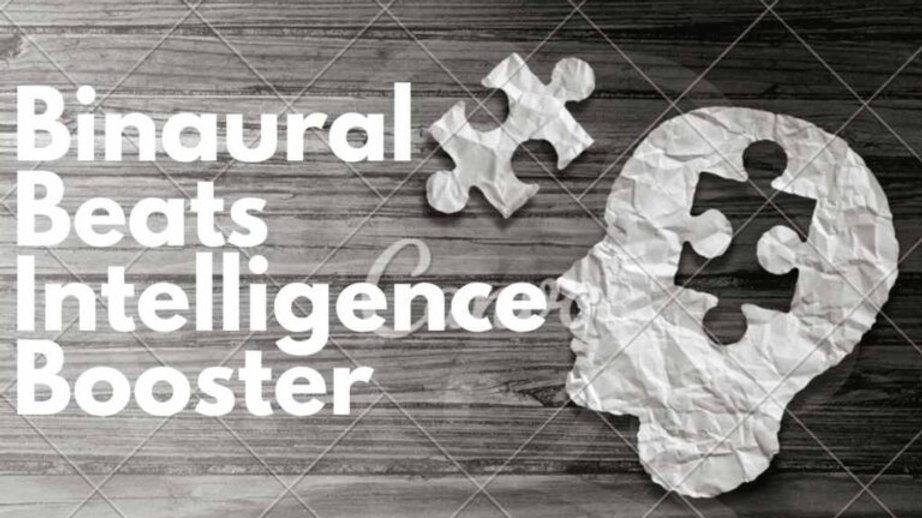 Binaural Beats: Intelligence Booster Snippet