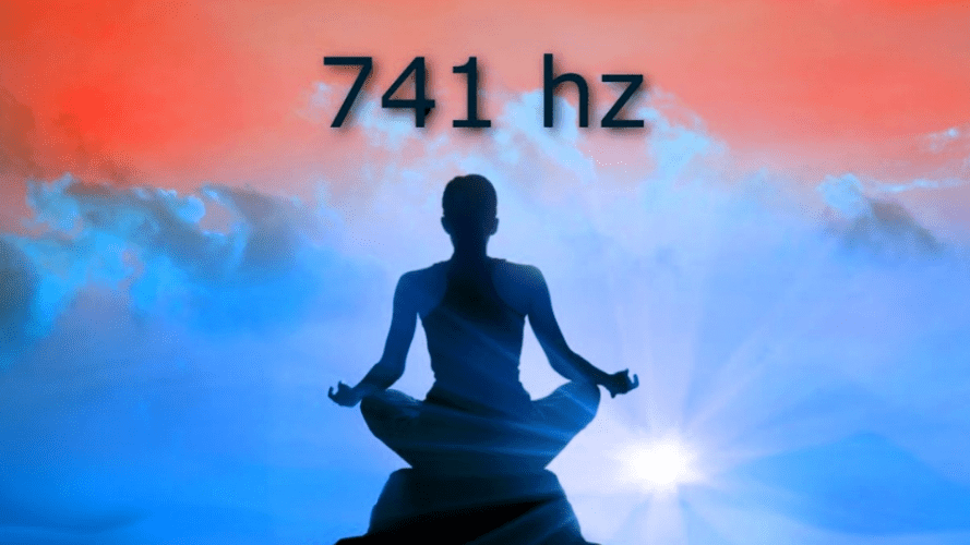 741 Hz Shield Frequency Snippet