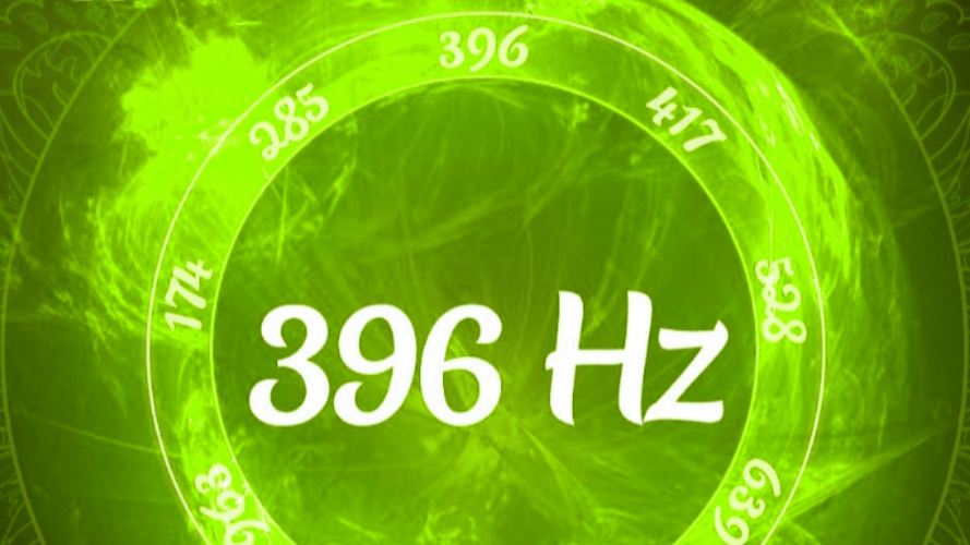 396 Hz Solfeggio Frequency Snippet
