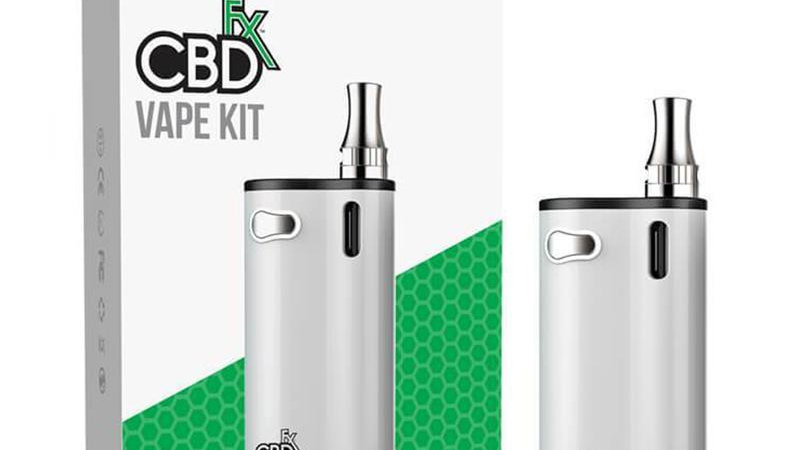 Optimized CBD Vape Kit