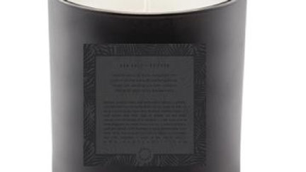 Soy Candle   Sea Salt + Vetiver