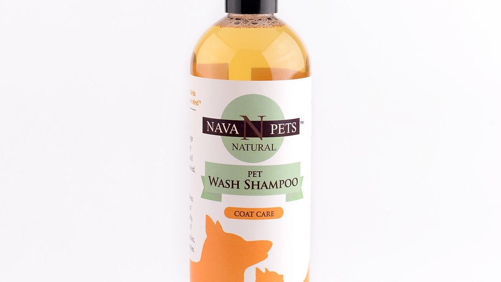 Organic Pet Wash Shampoo