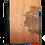 Thumbnail: Wooden Journal / Planner   Yoga Mandala Inlay