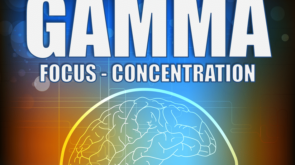 Gamma Beats for Focus and Concentration
