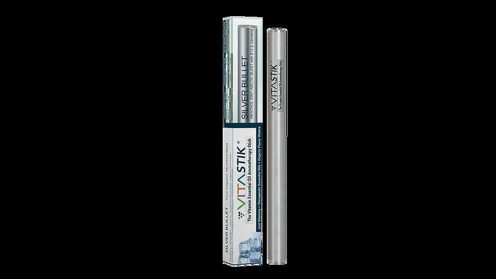 Silver Bullet Menthol Arctic Blast - Asthma, Nasal, Allergy Relief
