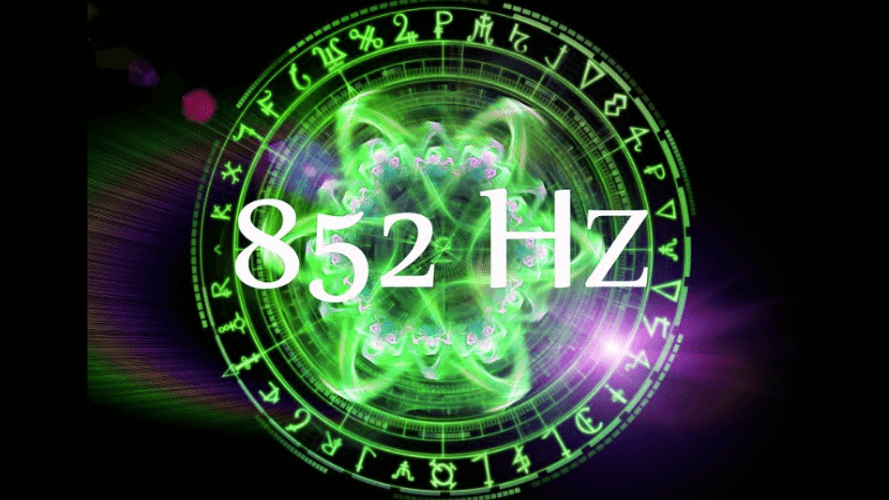 852 Hz Solfeggio Frequency Snippet