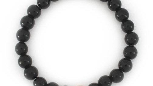 Tessa Bracelet | Black Onyx