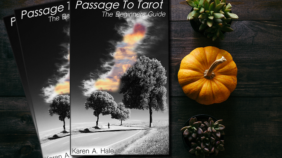 Passage to Tarot: Beginners Tarot Work Guide