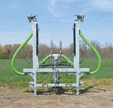 WERGroup.ca | N660 Spread Boom - 2 Nozzle