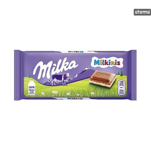 MILKINIS WHITE MILK CHOCOLATE - MILKA
