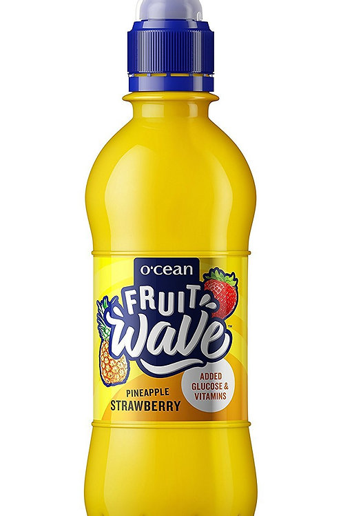 Ocean Fruit Wave Apple and Strawberry