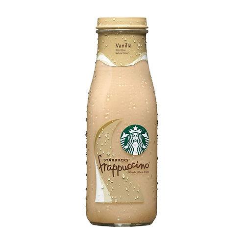 STARBUCKS Frappuccino Vanilla Drink, 281 ml