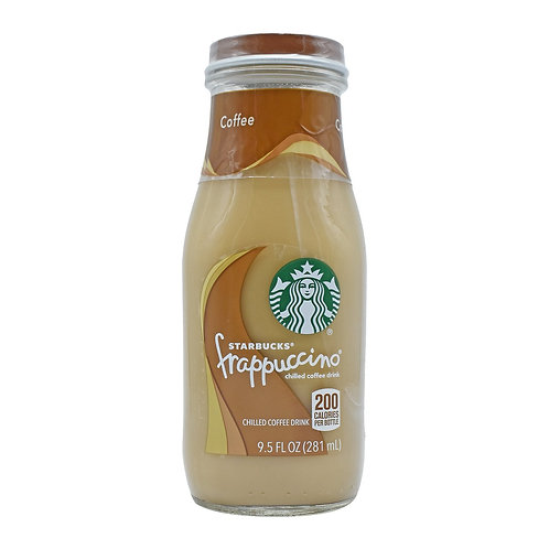 STARBUCKS Frappuccino Coffee Drink, 281 ml