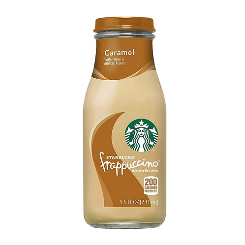 STARBUCKS Frappuccino Caramel Drink, 281 ml