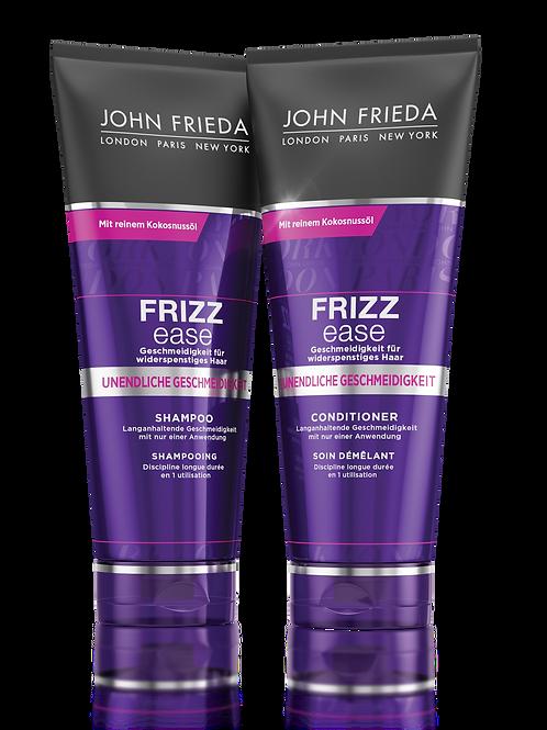 John Frieda Frizz Ease Miracle Repair Shampoo - 2 pack (2x 250 ml)