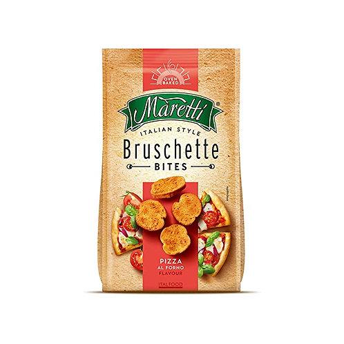 Maretti Bruschette Chips Pizza Al Forno, 70g