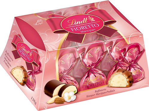 Lindt Fioretto marzipan pralines - 138g