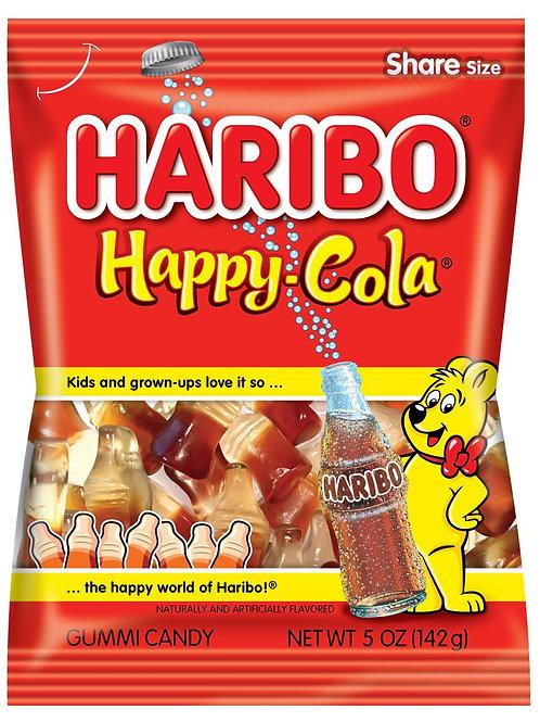 Haribo Gummi Candy, Happy-Cola