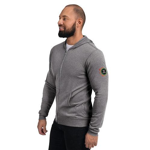 Save Our Venues Unisex zip hoodie
