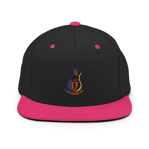 IGNITE logo Snapback Hat
