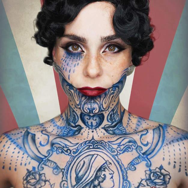 Tattoed Lady